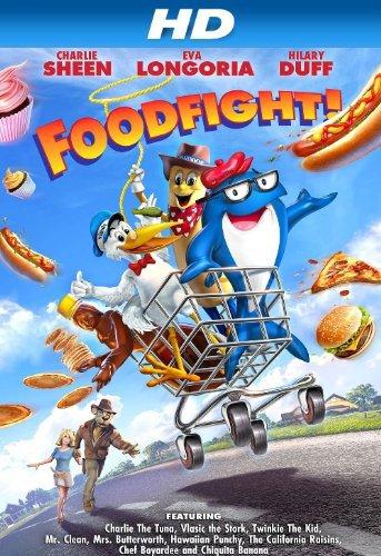Jeff Bergman, Hilary Duff, and Edie McClurg in Foodfight! (2011)
