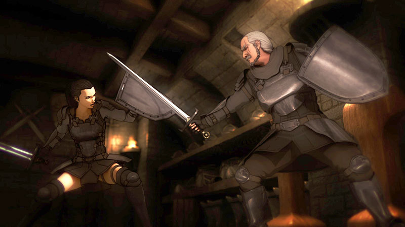 Dragon Age Dawn Of The Seeker 2012