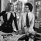 Albert Brooks and Cybill Shepherd in Taxi Driver (1976)