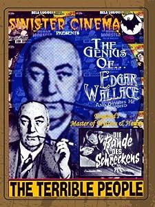 Best website download dvdrip movies Die Bande des Schreckens [1920x1080]