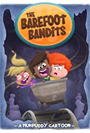 The Barefoot Bandits Poster