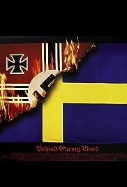 Bakom fiendens linjer Poster