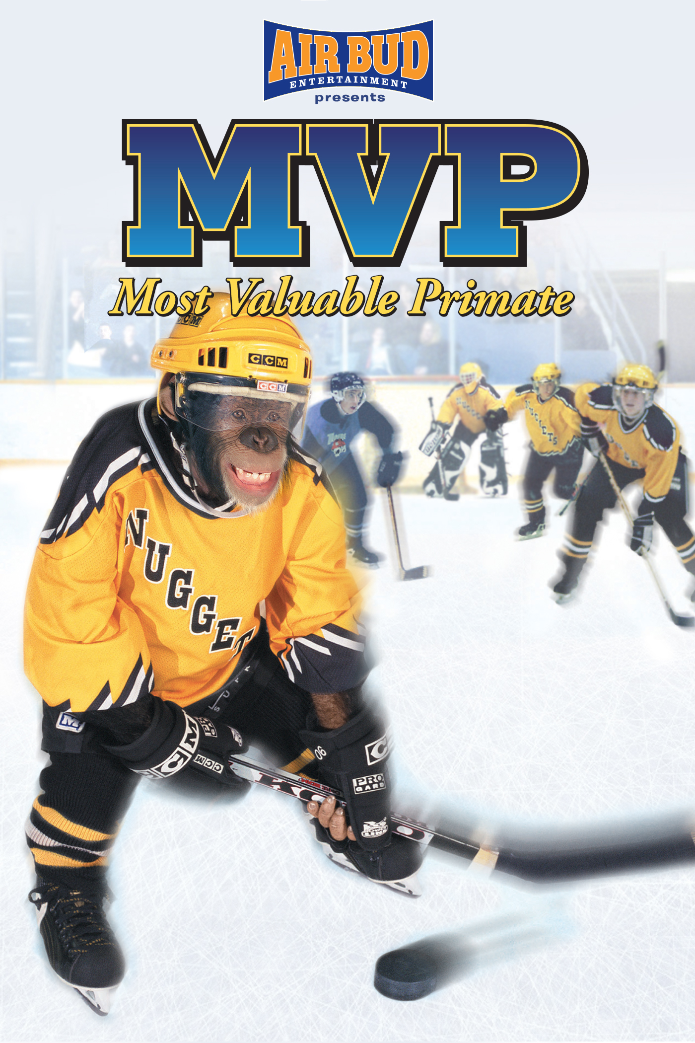 MVP  Most Valuable Primate (2000) - IMDb a1c2e63b9