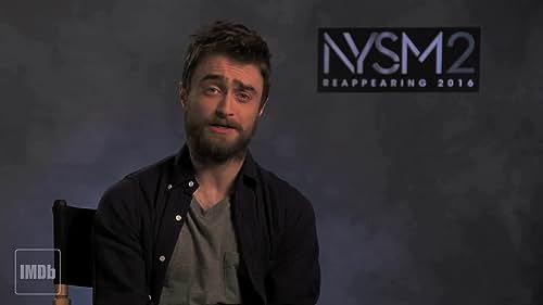 Guest Editor Daniel Radcliffe Answers Burning Fan Questions