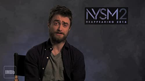 Guest Editor Daniel Radcliffe Answers Burning Fan Questions