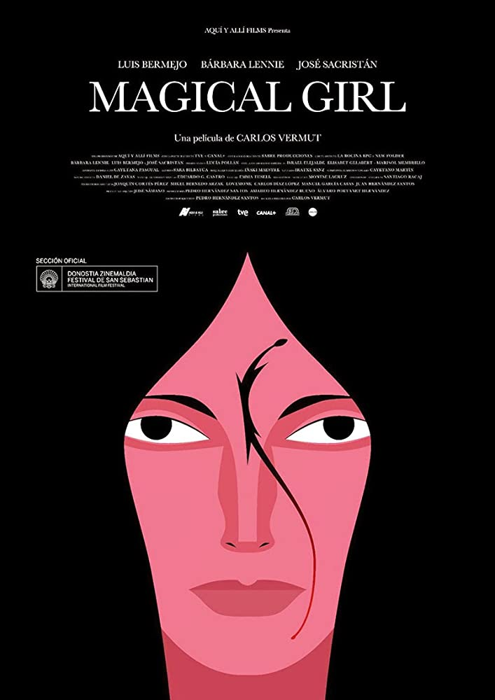 Image result for magical girl 2014 poster