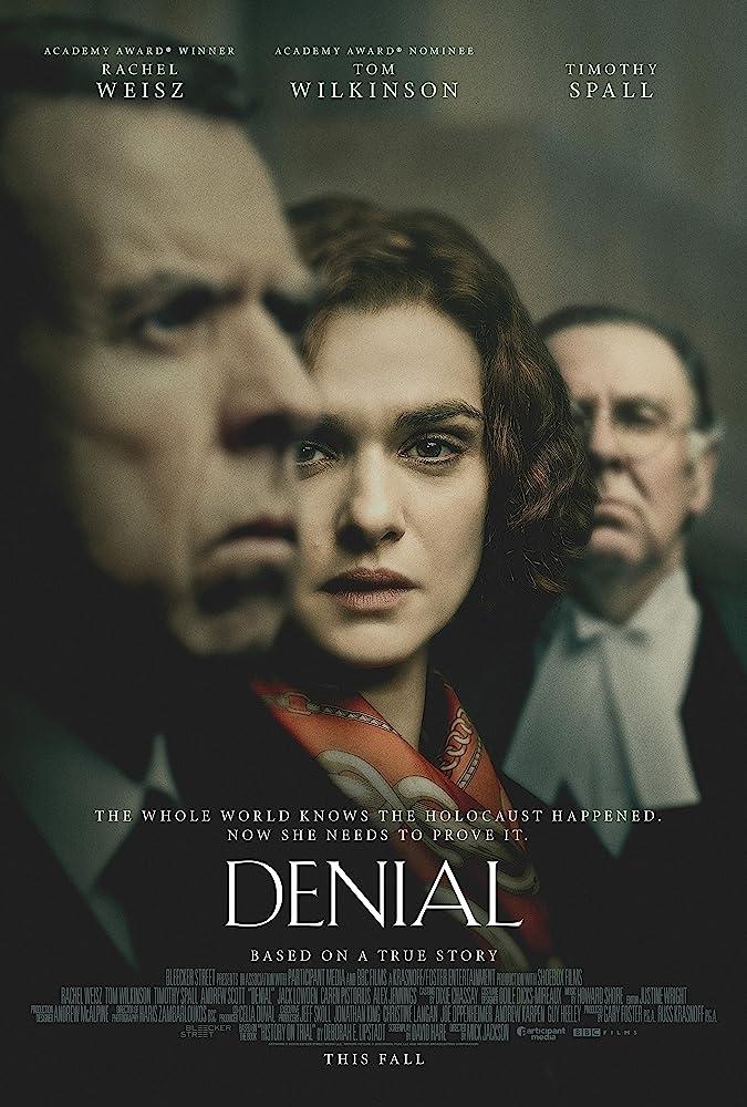 Timothy Spall, Rachel Weisz, and Tom Wilkinson in Denial (2016)