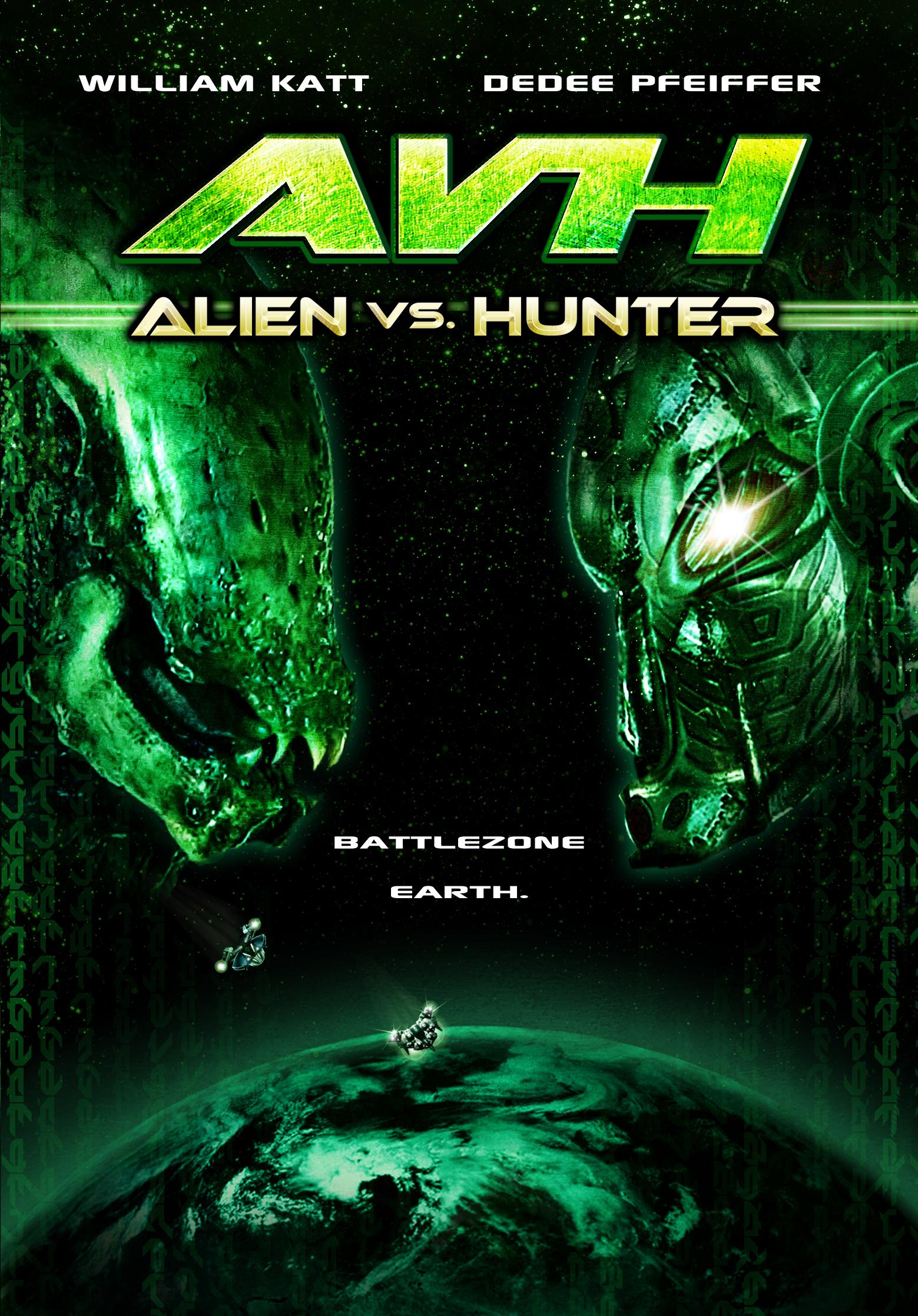 Avh Alien Vs. Hunter