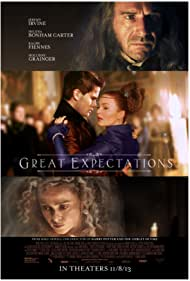 Great Expectations US Poster (2013)