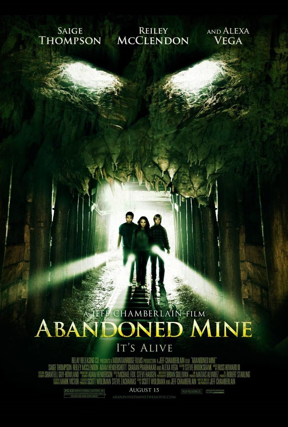 The Mine (2012) - IMDb