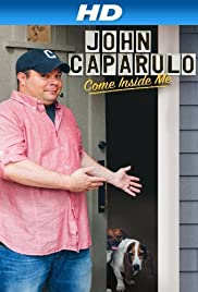 John Caparulo: Come Inside Me Poster
