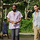 Chiwetel Ejiofor and Joseph Mawle in Half of a Yellow Sun (2013)