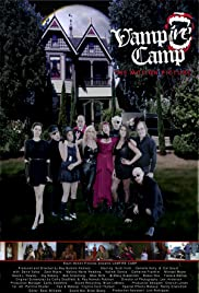 Vampire Camp Poster