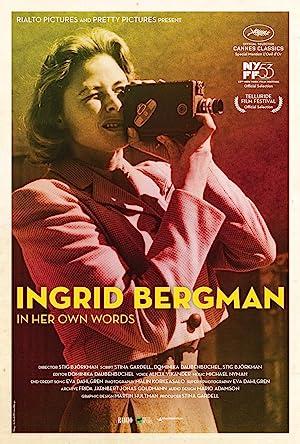 Where to stream Ingrid Bergman: In Her Own Words