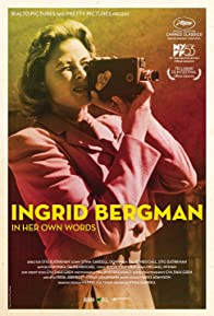 Primary photo for Ingrid Bergman: In Her Own Words