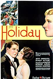 Holiday (1930) 1080p