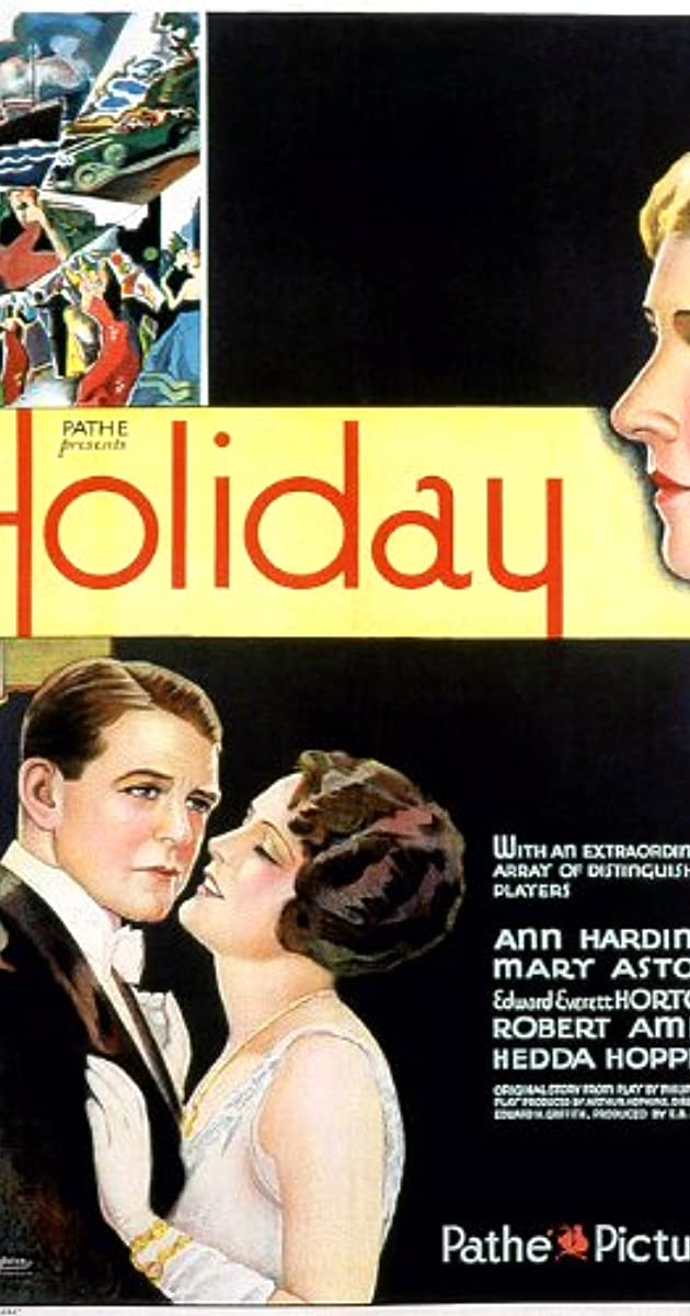Subtitle of Holiday