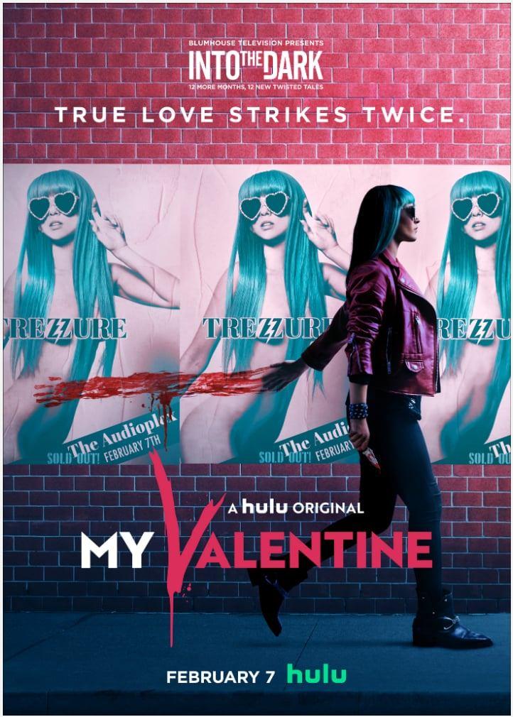 Britt Baron in My Valentine (2020)