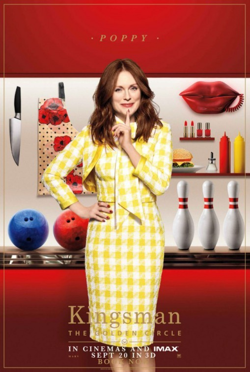Julianne Moore in Kingsman: The Golden Circle (2017)