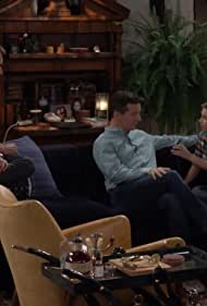 Sean Hayes, Eric McCormack, and Jet Jurgensmeyer in Will & Grace (1998)