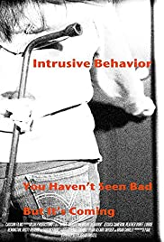 Intrusive Behavior Poster