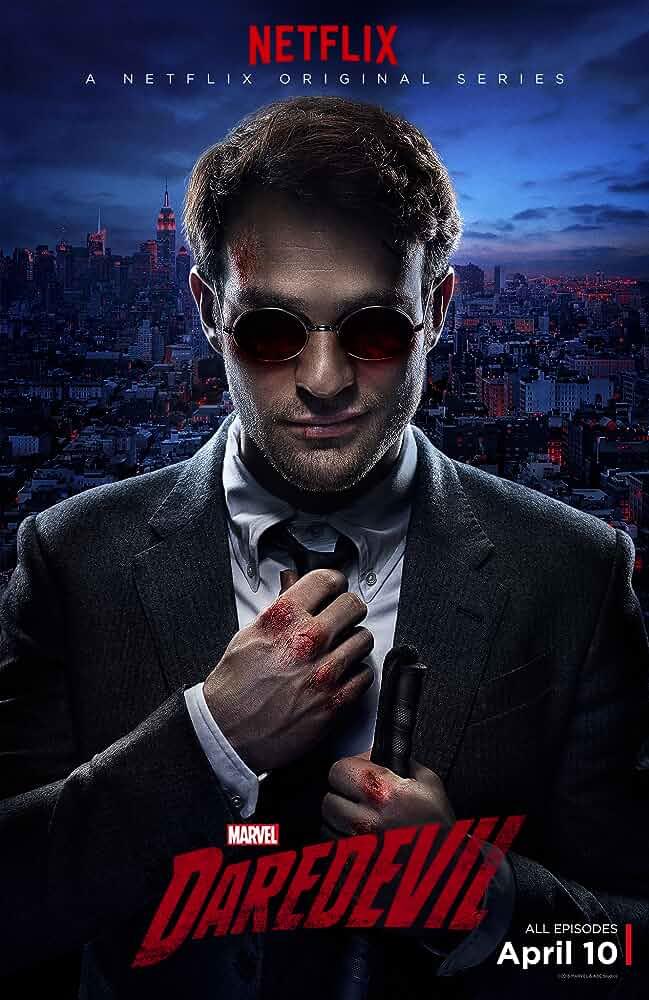 Marvel's Daredevil Season 3 Hindi Dubbed (Episode1 to 6)