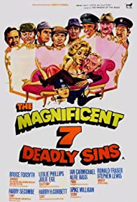 Primary photo for The Magnificent Seven Deadly Sins
