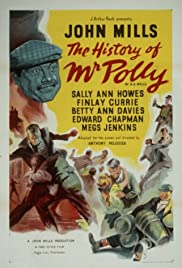 The History of Mr. Polly(1949) Poster - Movie Forum, Cast, Reviews