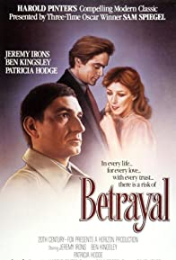 Primary photo for Betrayal