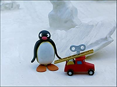 Pingu and the Toy by none