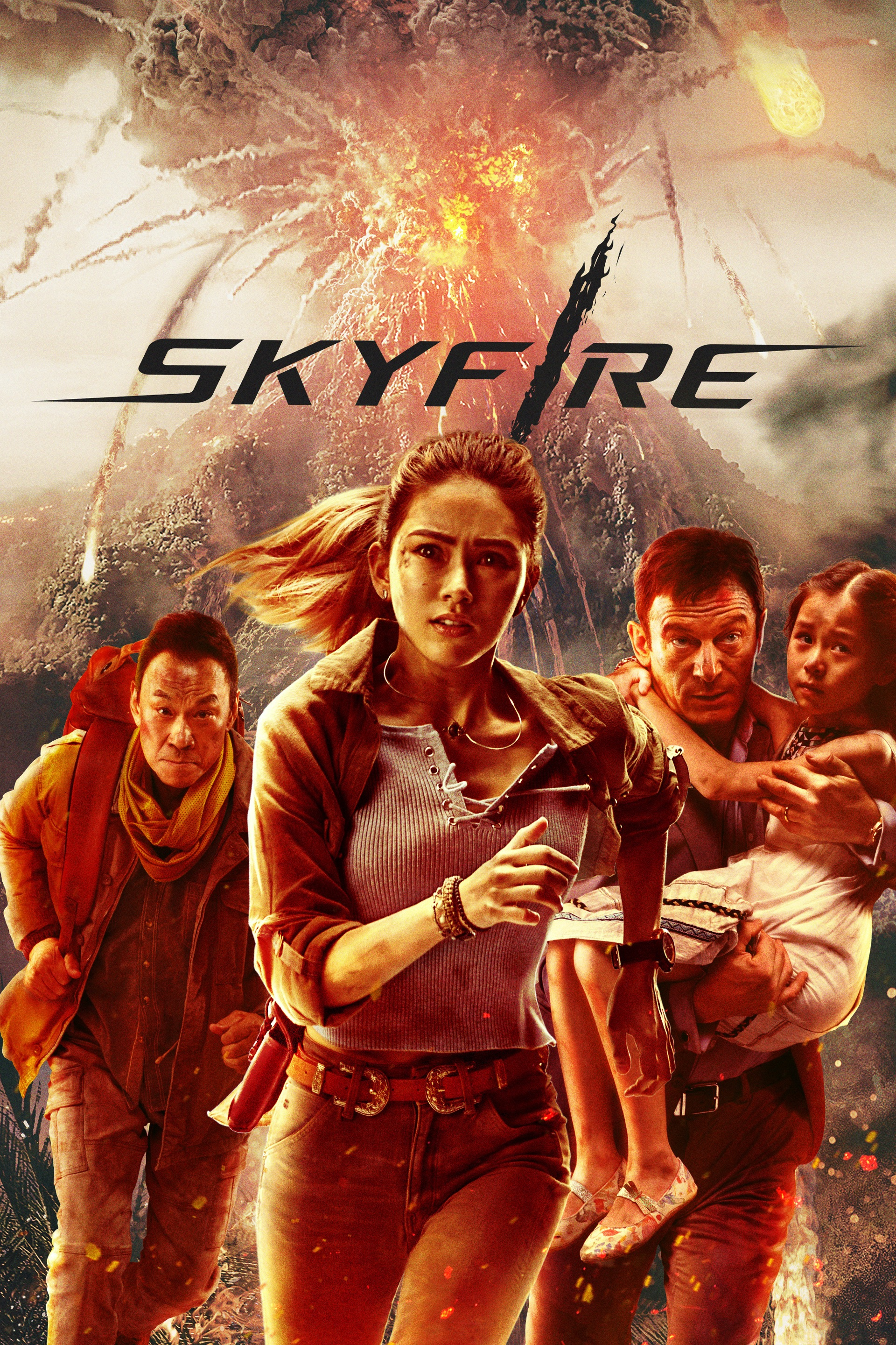Skyfire (2019) ORG Hindi Dual Audio 720p BluRay ESubs 950MB Download