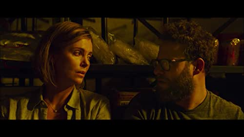 When Fred Flarsky (Seth Rogen) reunites with his first crush who also happens to be the current US Secretary of State, Charlotte Field (Charlize Theron), he charms her with his self-deprecating humor and his memories of her youthful idealism. As she prepares to make a surprise run for the Oval Office, Charlotte hires Fred to punch up her campaign speeches and their unmistakable chemistry leads to a round-the-world affair. But Fred's carefree indiscretions, past and present, could bring down her campaign before it even begins.