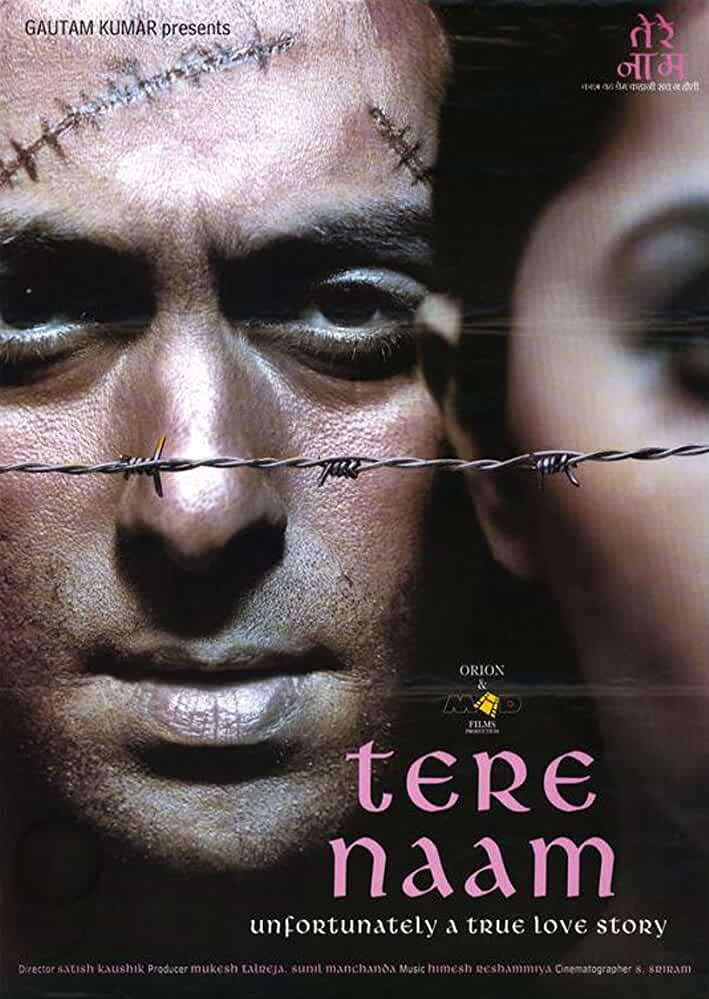 Tere Naam (2003) Hindi Musical Video Song 1080p HD