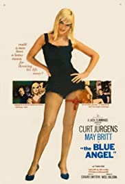 The Blue Angel Poster