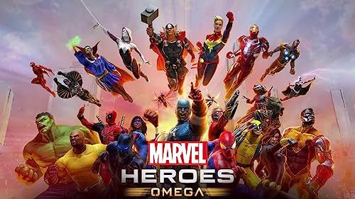Marvel Heroes: Omega: Venom