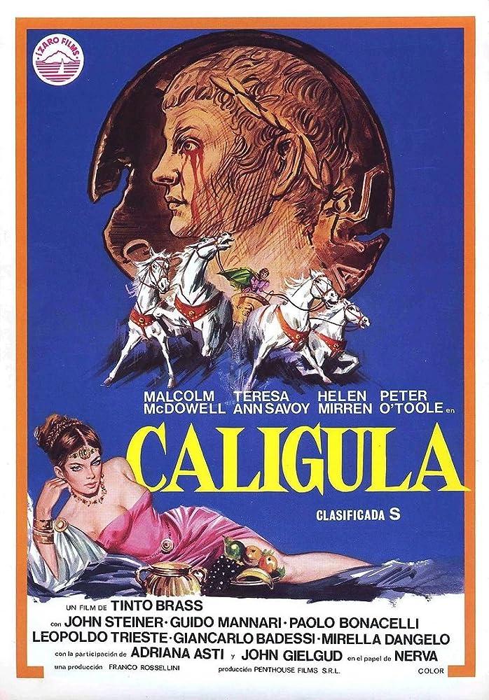1996[罗马帝国艳情史/Caligula]高清无删减版 百度云下载图片 第1张