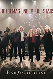 Five for Fighting: Christmas Under the Stars Poster