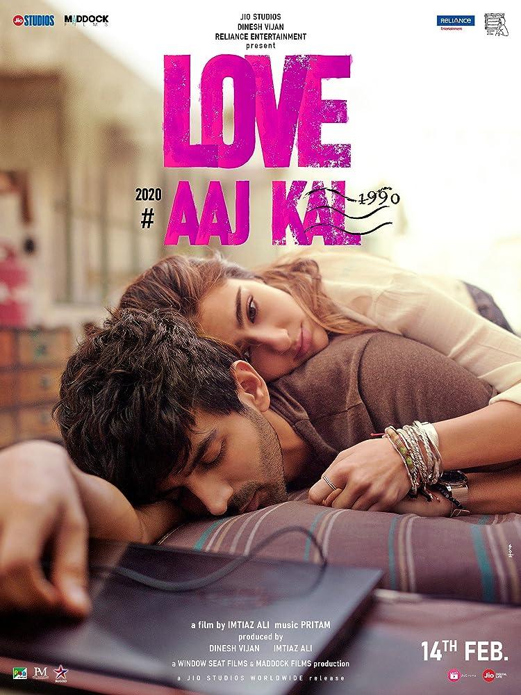 Love Aaj Kal 2 (2020) 720p Hindi WEB-DL