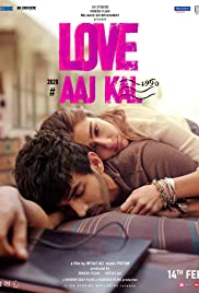 Love Aaj Kal Poster