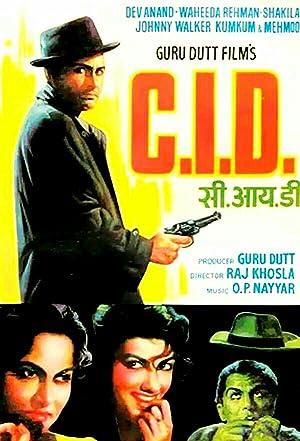 C.I.D. movie, song and  lyrics