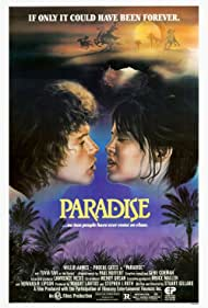 Phoebe Cates and Willie Aames in Paradise (1982)