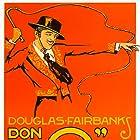 Douglas Fairbanks in Don Q Son of Zorro (1925)
