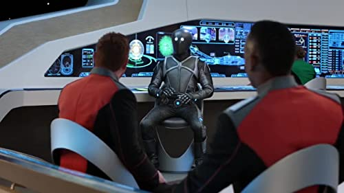 The Orville: Gordon Asks For A Cat For The Bridge