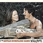 Tim Matheson and Elyssa Davalos in The Apple Dumpling Gang Rides Again (1979)