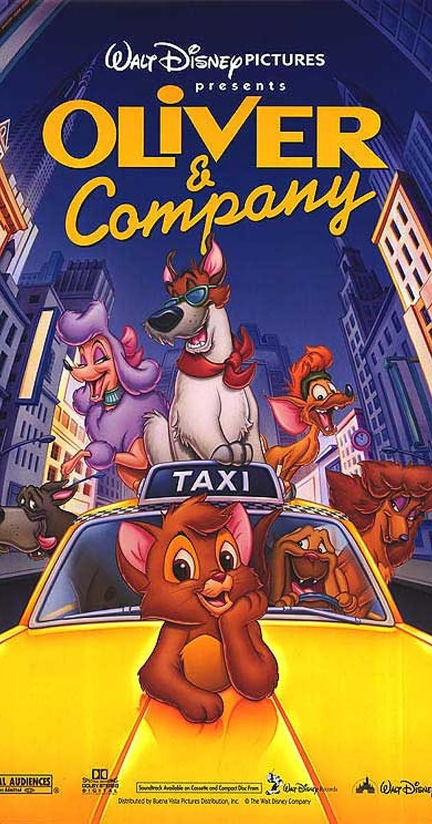 Oliver & Company (1988) Subtitles