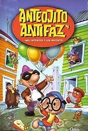 anteojito y antifaz