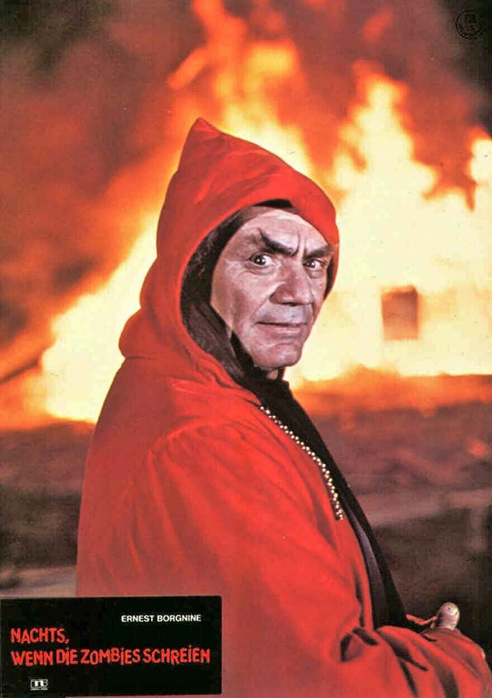 Ernest Borgnine in The Devil's Rain (1975)