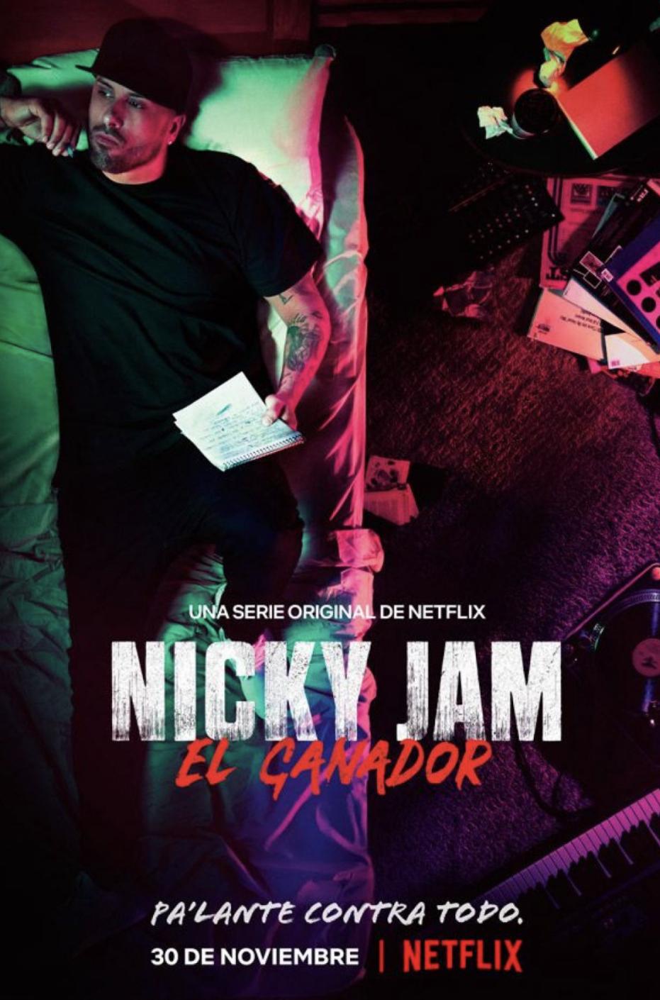 Nicky Jam: El Ganador (TV Series 2018– ) - IMDb