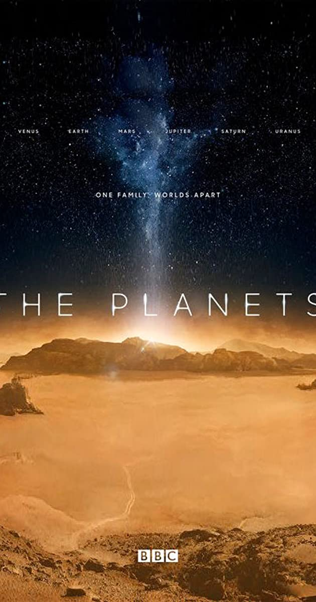 Download The Planets or watch streaming online complete episodes of  Season1 in HD 720p 1080p using torrent