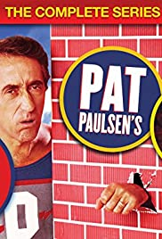 Pat Paulsen's Half a Comedy Hour Poster